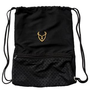 Desire Experience Black Back Pack