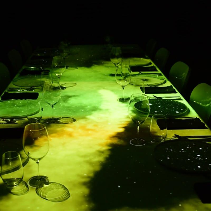 Desire Riviera Maya Pearl Resort | Heaven & HellMapping Dinner