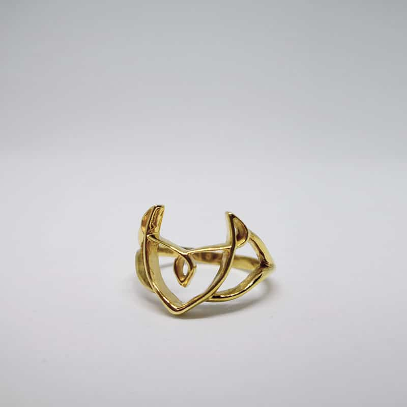 Desire Gold Ring