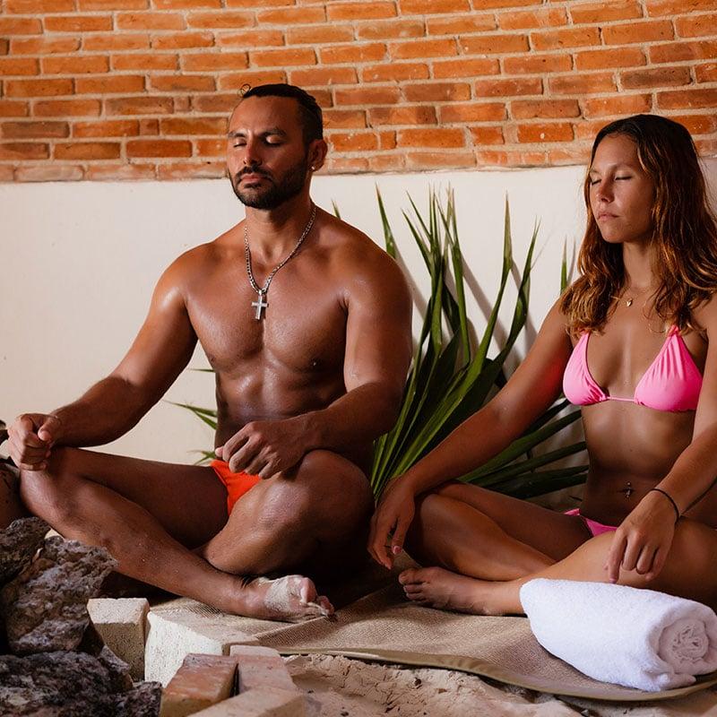 Desire Riviera Maya Pearl Resort | Temazcal Experience